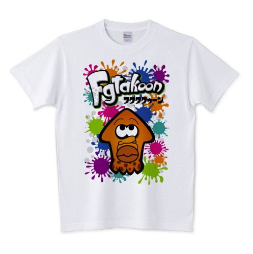 フグタクゥーンTシャツ